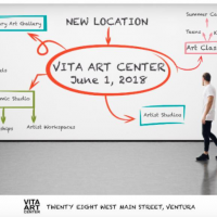Grand Opening Vita Art Center - New Location
