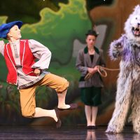 Footworks Youth Ballet presents Peter and the Wolf with Classical Symphony