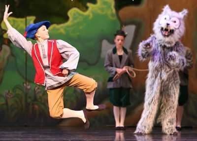 Footworks Youth Ballet presents Peter and the Wolf...