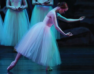 Footworks Youth Ballet presents Giselle