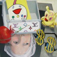 Art Show with Hiroko Yoshimoto