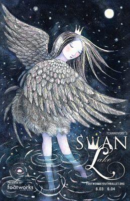 Footworks Youth Ballet presents Swan Lake
