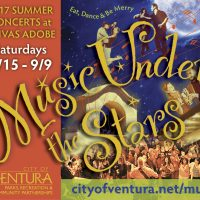 Music Under the Stars Concert Series