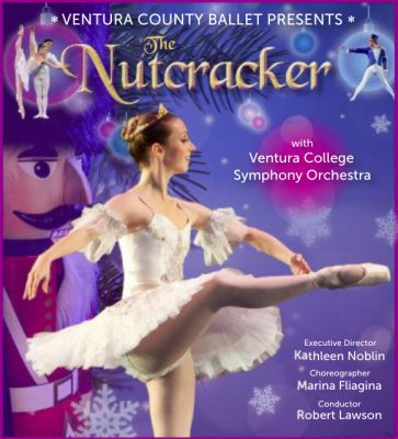"Ventura County Ballet's ""Nutcracker"" at Ventura College"