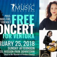 Free concert for Ventura