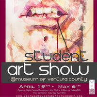 Student Art Show at Museum of Ventura County