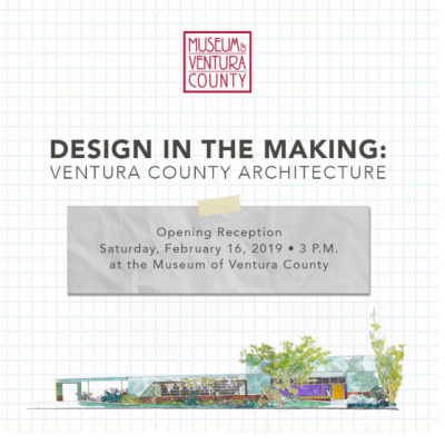 Design in the Making: Ventura County Architecture