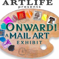 Mail Art - New show from ArtLife Foundation