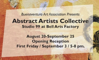Abstract Artists Collective Show