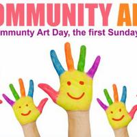 Community Art Day at Vita