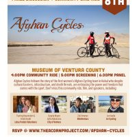 Afghan Cycles Free Film Screening & Community Ride