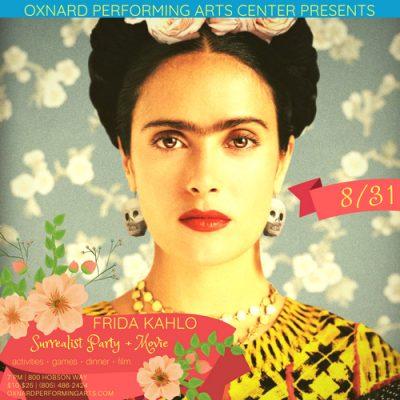 'Frida' Surrealist Dinner Party & Movie