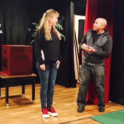 Acting and Confidence Building Class for Adults