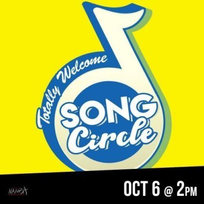 Totally Welcome Song Circle