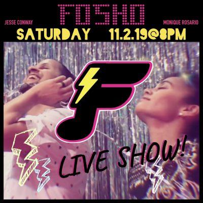 FoSho Comedy & Music