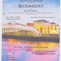 BLOOMSDAY by Steven Dietz