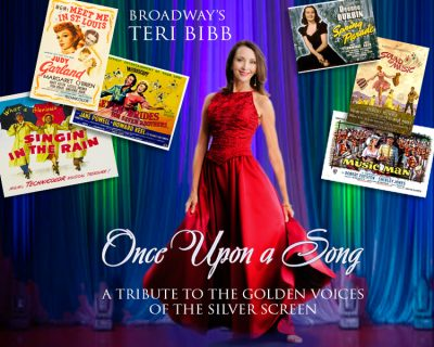 Teri Bibb in Once Upon a Song