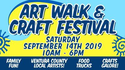 Art Walk & Craft Festival