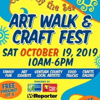 ArtWalk & Craft Festival Oct 19TH!
