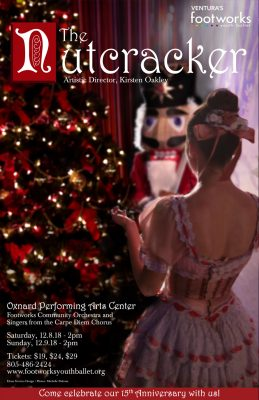"Footworks Youth Ballet Presents ""The Nutcracker"""