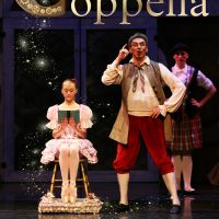 Footworks Youth Ballet presents Coppelia
