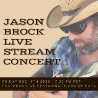 Jason Brock: Facebook Live Concert