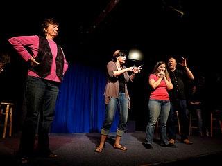 Ventura Improv Company Improv Show at NAMBA!