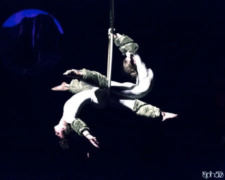 Aerial, Acrobatics and Dance Showcase