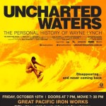 """Uncharted Waters"" Free parking lot film at Patagonia"