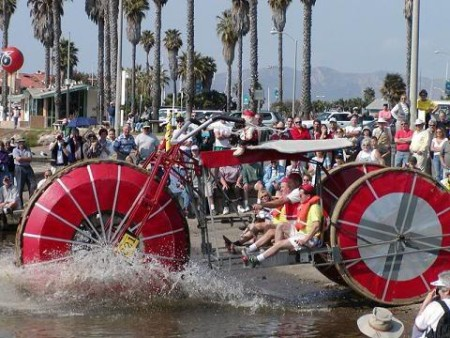 Kinetic Sculpture Race