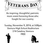 Veteran's Day Concert