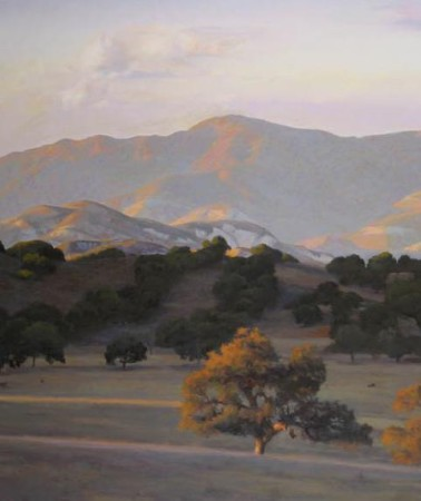 Painting the Light: California Landscapes, By Richard Schloss