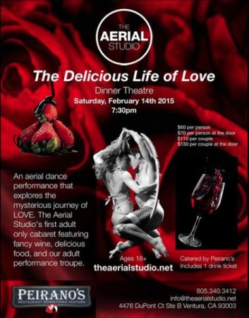 The Delicious Life of Love
