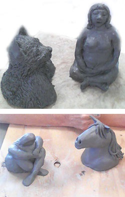 Ceramic Workshop Sculpture