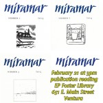 Miramar publication party