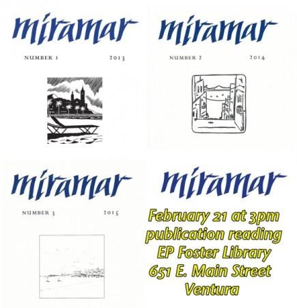 Miramar publication party