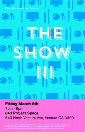 THE SHOW III: Channel Islands Artists (CSUCI)