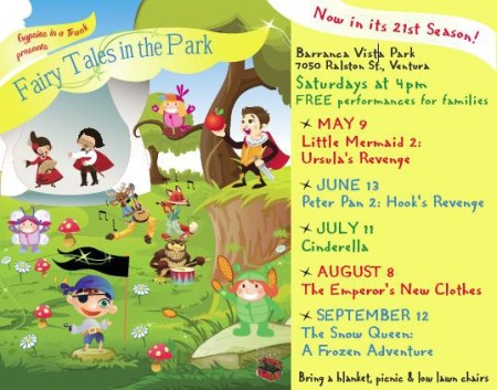 Fairytales in the Park