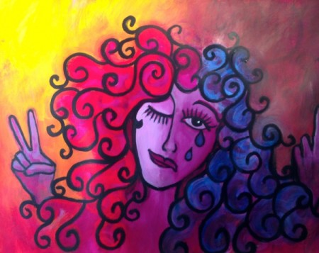 Art from the Heart Intuitive Painting & Journaling Workshops