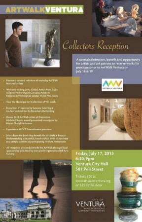 ArtWalk Collector's Event