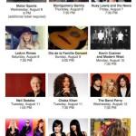 Ventura County Fair Grandstand Concerts