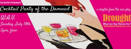 Cocktail Party of the Damned