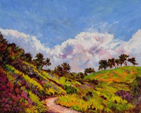 Ventura Botanical Gardens' Featured Artist Hilda Kilpatrick-Freyre