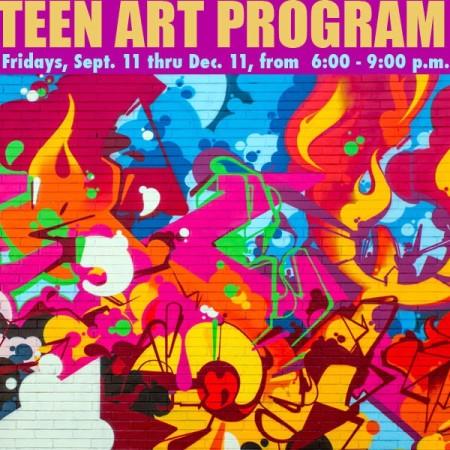 Teen Art Program