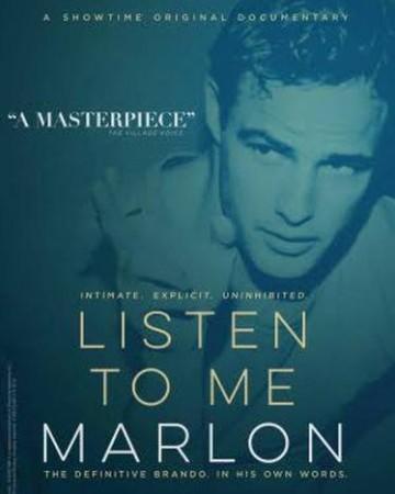 """Listen to Me Marlon,"" Ventura Film Society"