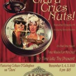 Clara Cries Nuts!