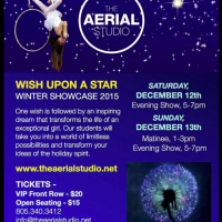 Wish Upon a Star: Winter Showcase 2015