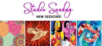 """Studio Sundays"" classes at the Museum of Ventura County"