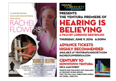 """Hearing is Believing"" - Ventura County Premiere Screening"
