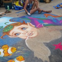 8th Annual Ventura Art & Street Painting Festival Benefits FOOD Share of Ventura County